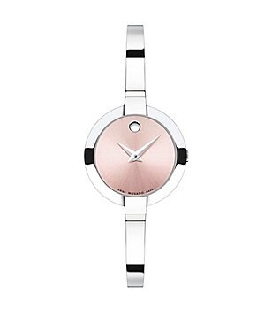 Movado Bela Bangle Bracelet Watch