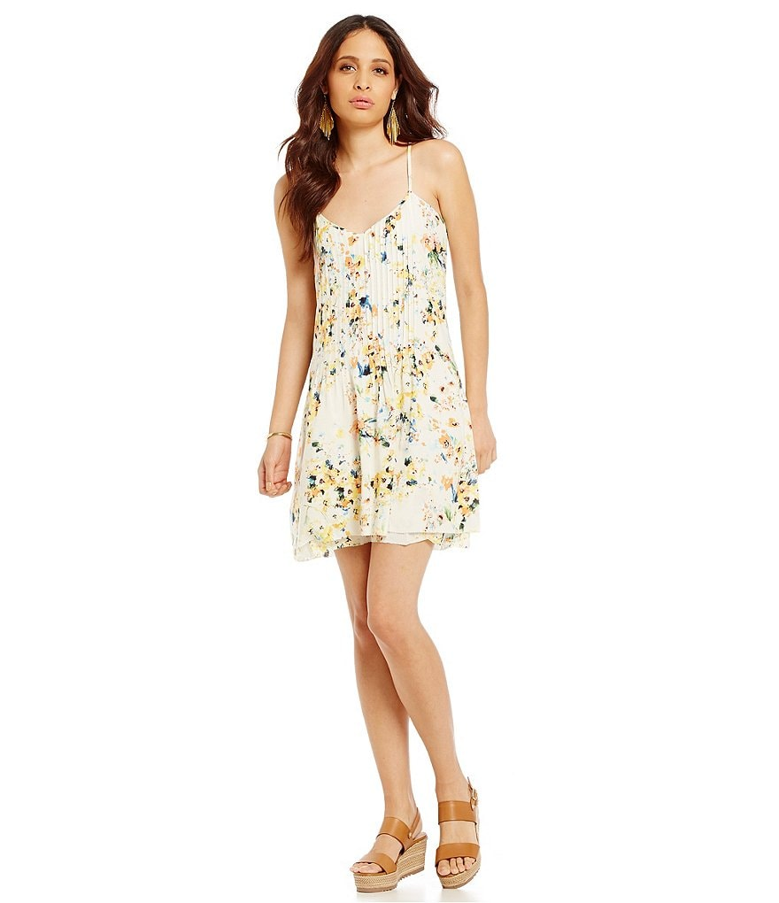 Sanctuary Spring Fling Floral Dress