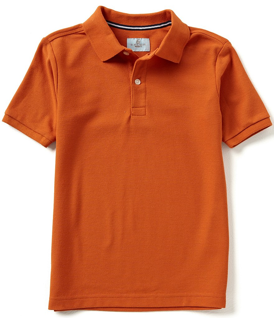 Class Club Big Boys 8-20 Polo Shirt
