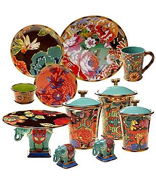 Poetic Wanderlust™ by Tracy Porter Eden Ranch Mixed Floral Dinnerware