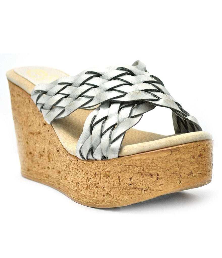 Sbicca Etta Wedge Sandals