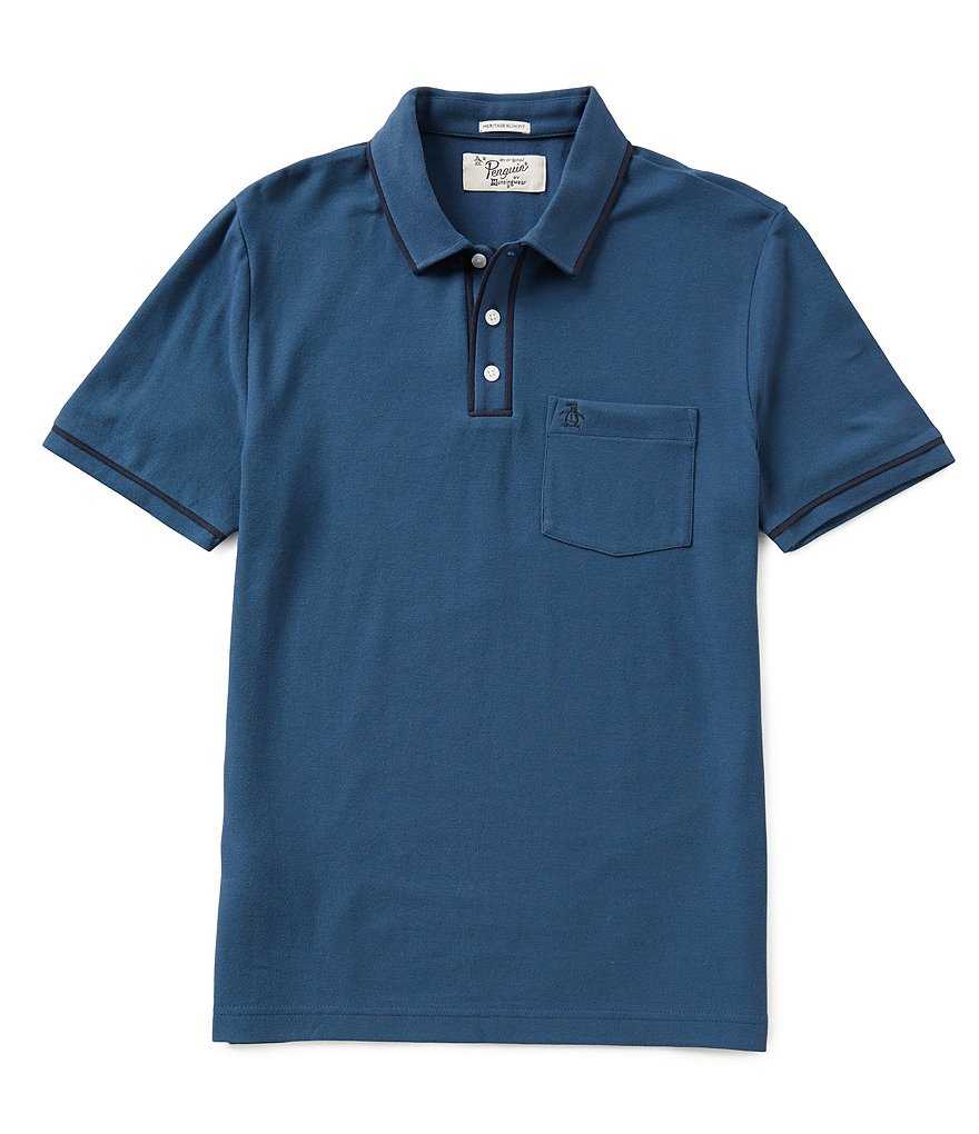 Original Penguin Short-Sleeve Earl Polo Shirt