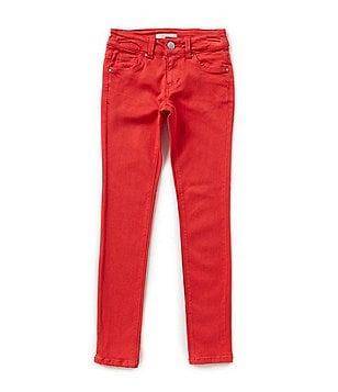 Copper Key Big Girls 7-16 5 Pocket Skinny Pants