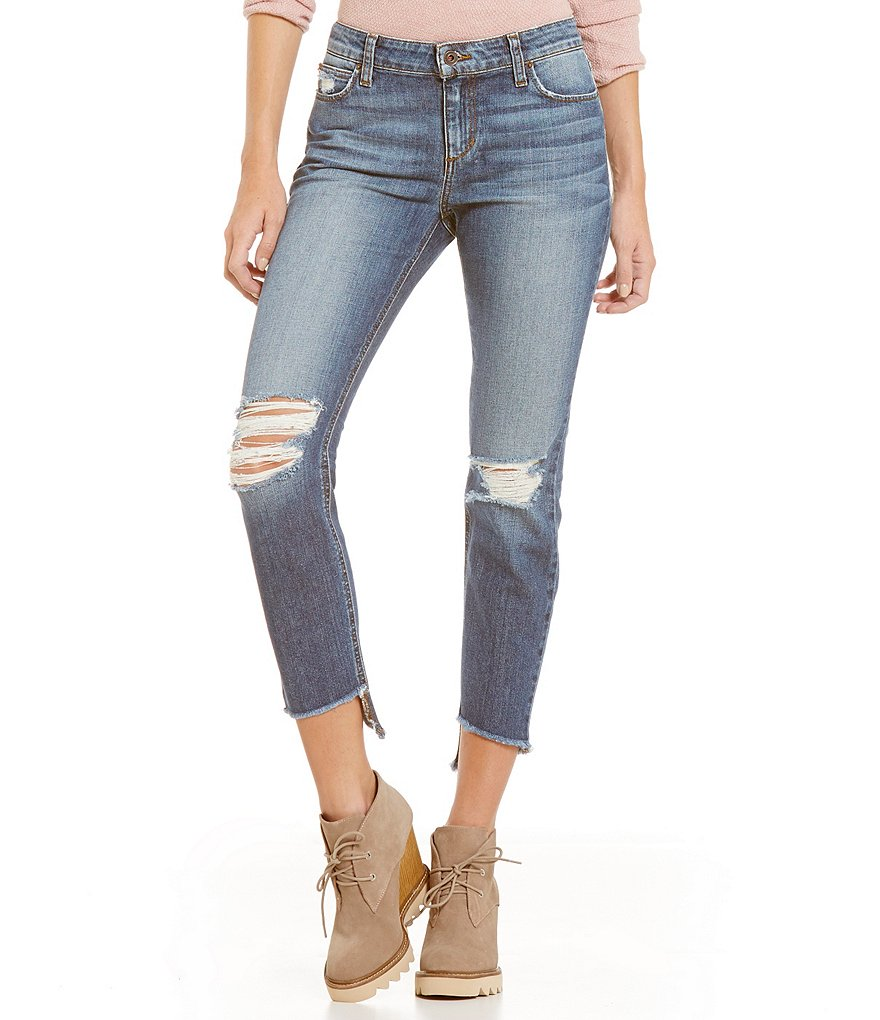 Joe´s Jeans Coppola Blondie 5-Pocket Ankle Skinny Jeans