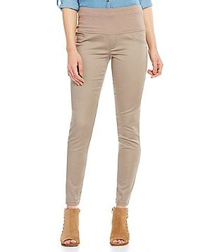 Intro Petite Kim Pull-On Skinny Pant