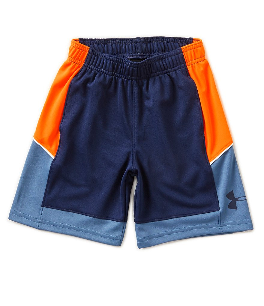Under Armour Little Boys 2T-7 Baseline Shorts