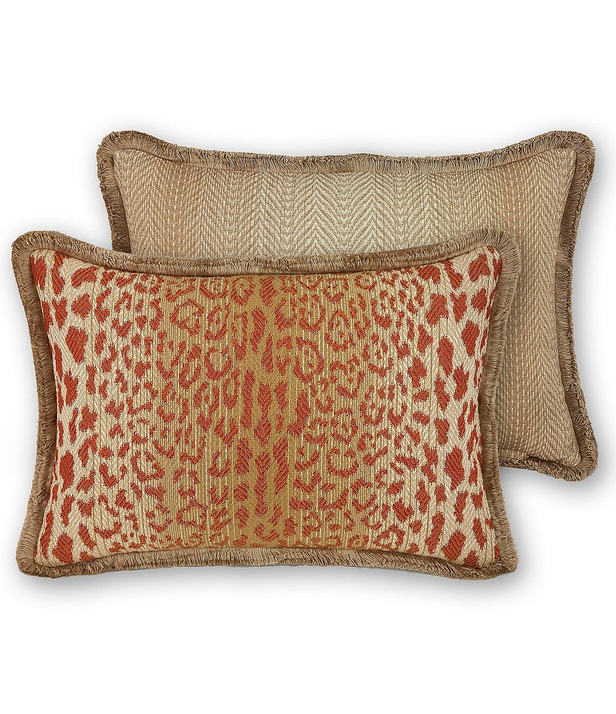 Rose Tree Durham Reversible Ombré Animal Pillow
