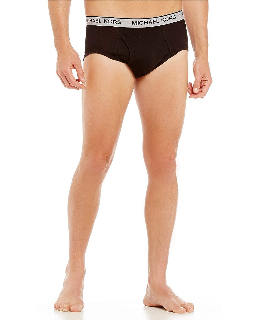Michael Kors Cotton Modal Briefs 3-Pack