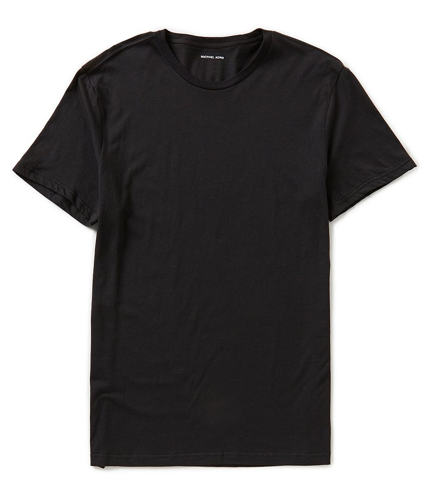 Michael Kors Cotton Modal Crew Tees 3-Pack
