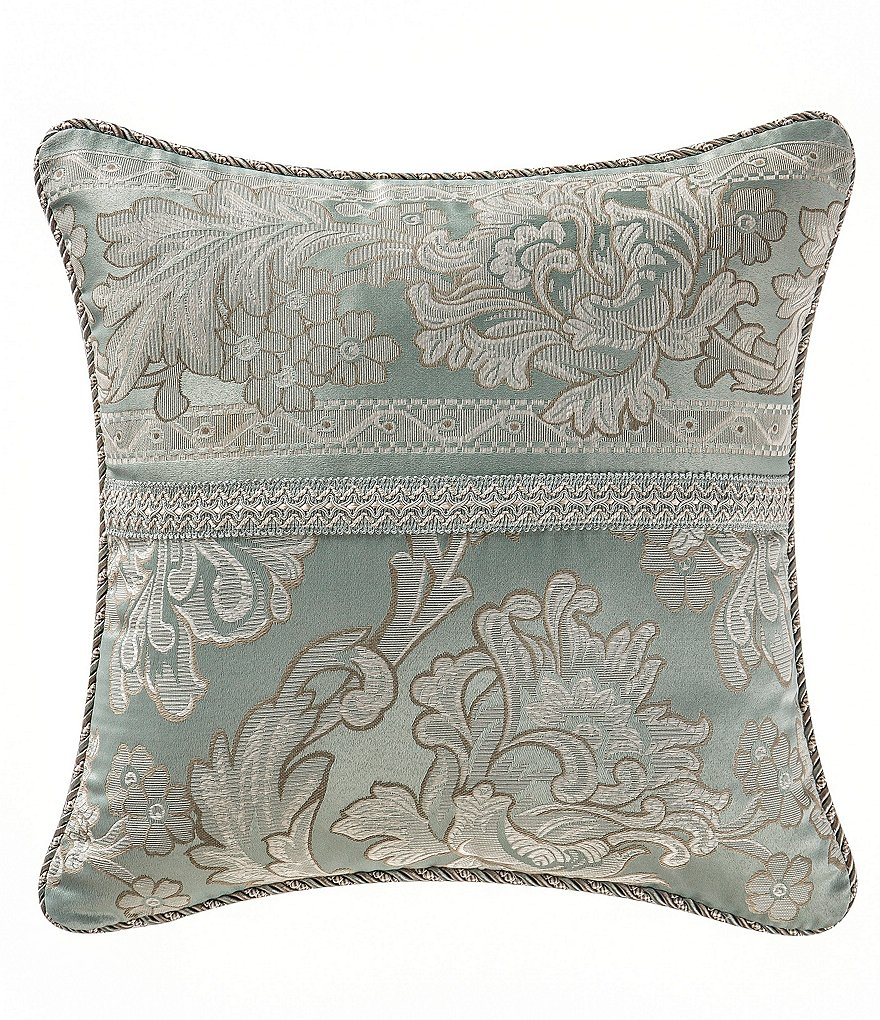 Waterford Mercer Jacobean Square Pillow