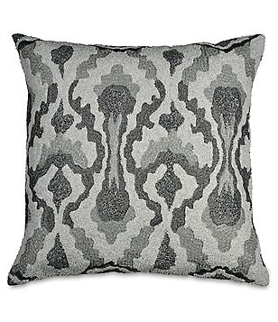 Donna Karan Exhale Bouclé Square Pillow