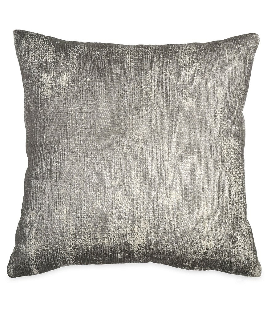 Donna Karan Fuse Metallic Square Pillow
