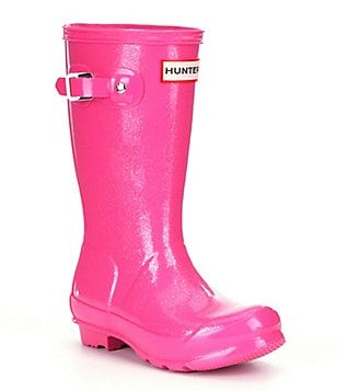 Hunter Original Glitter Girls´ Rain Boots