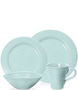 Sophie Conran for Portmeirion Porcelain 4-Piece Place Setting
