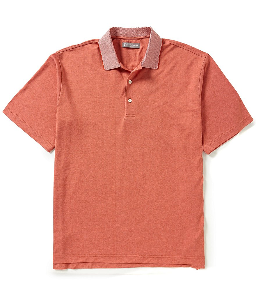 Daniel Cremieux Signature Short-Sleeve Polo Shirt