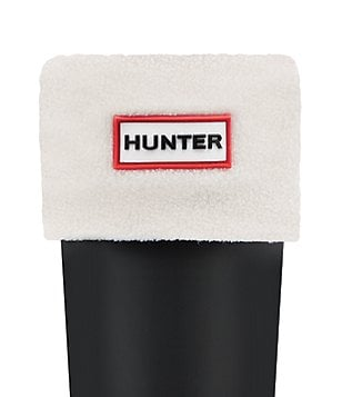 Hunter Fleece Short Boot Socks