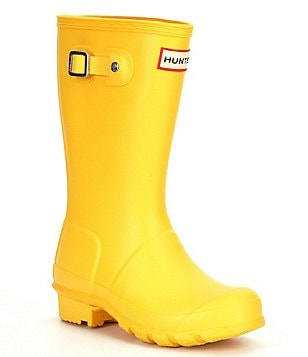 Hunter Original Matte Kids´ Waterproof Rain Boots