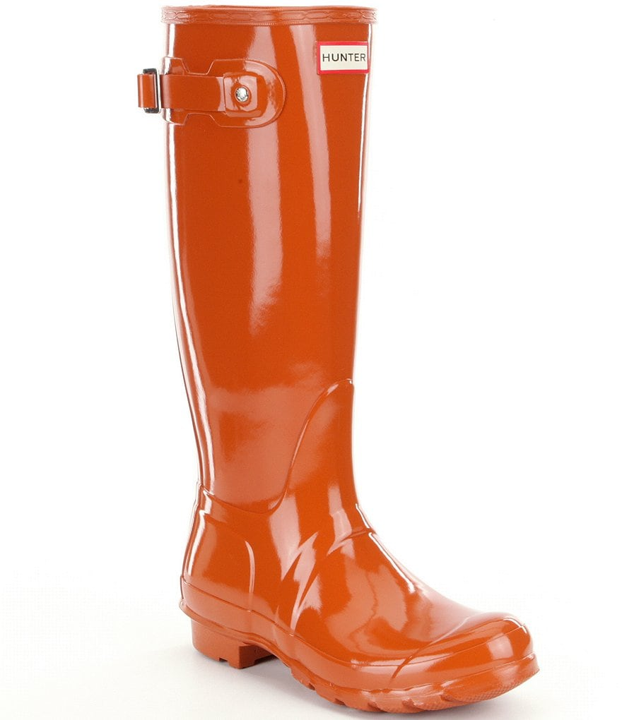 Hunter Women´s Original Tall Gloss Rain Boots