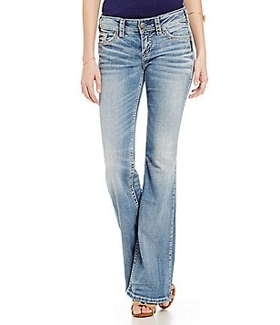 Silver Jeans Co. Suki Flared Jeans