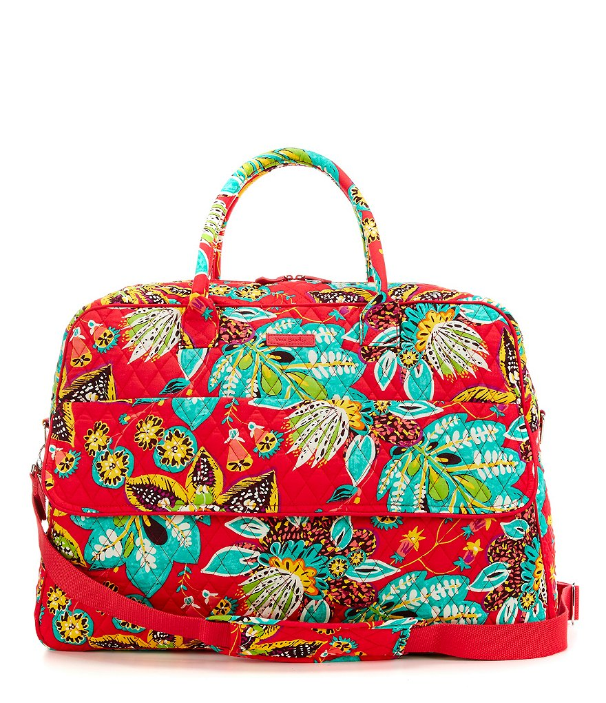 Vera Bradley Grand Traveler Carry-On Bag
