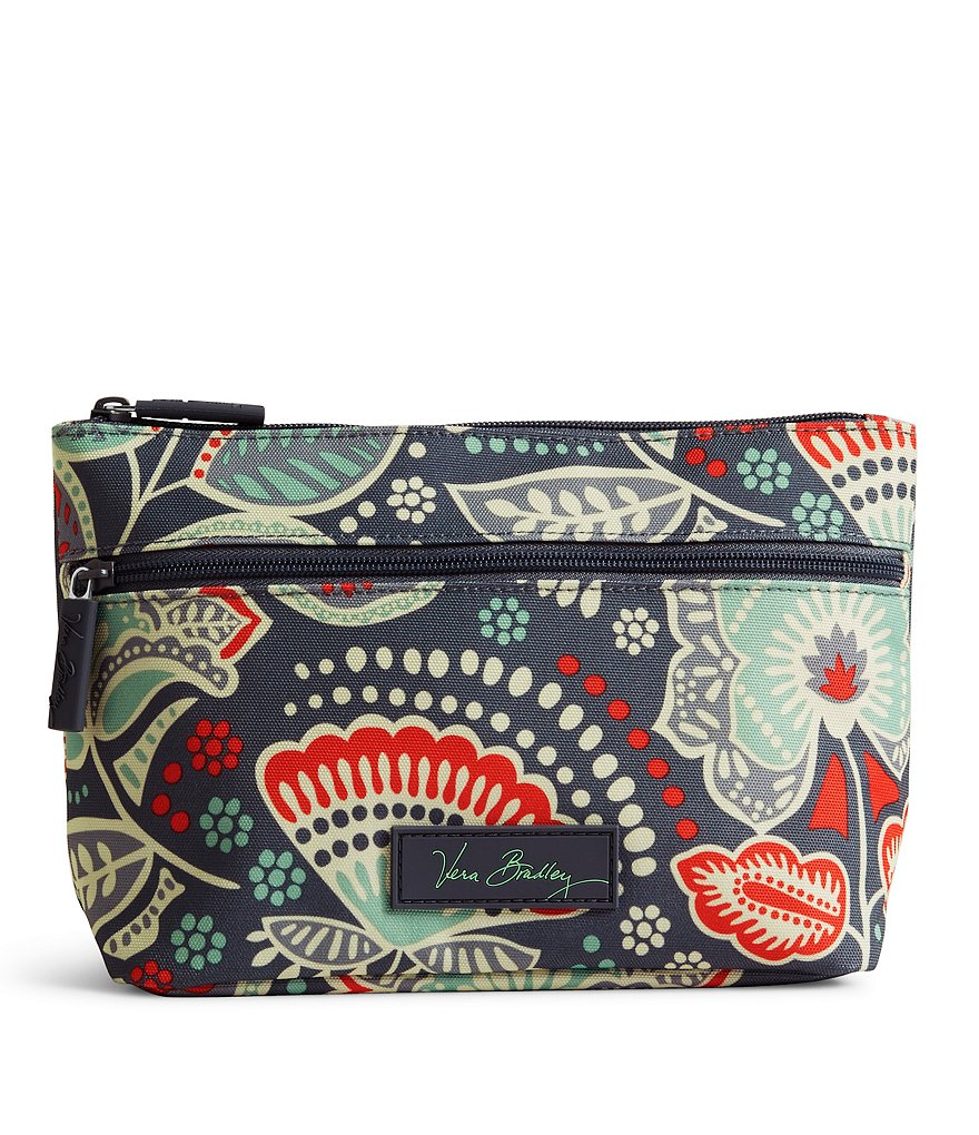 Vera Bradley Lighten Up Travel Cosmetic Bag
