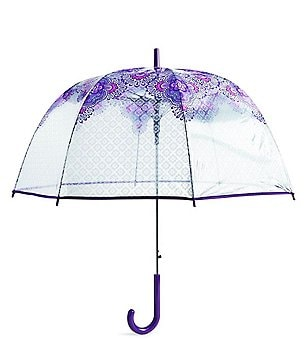 Vera Bradley Auto-Open Bubble Umbrella