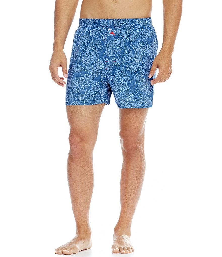 Tommy Bahama Woven Printed Boxers