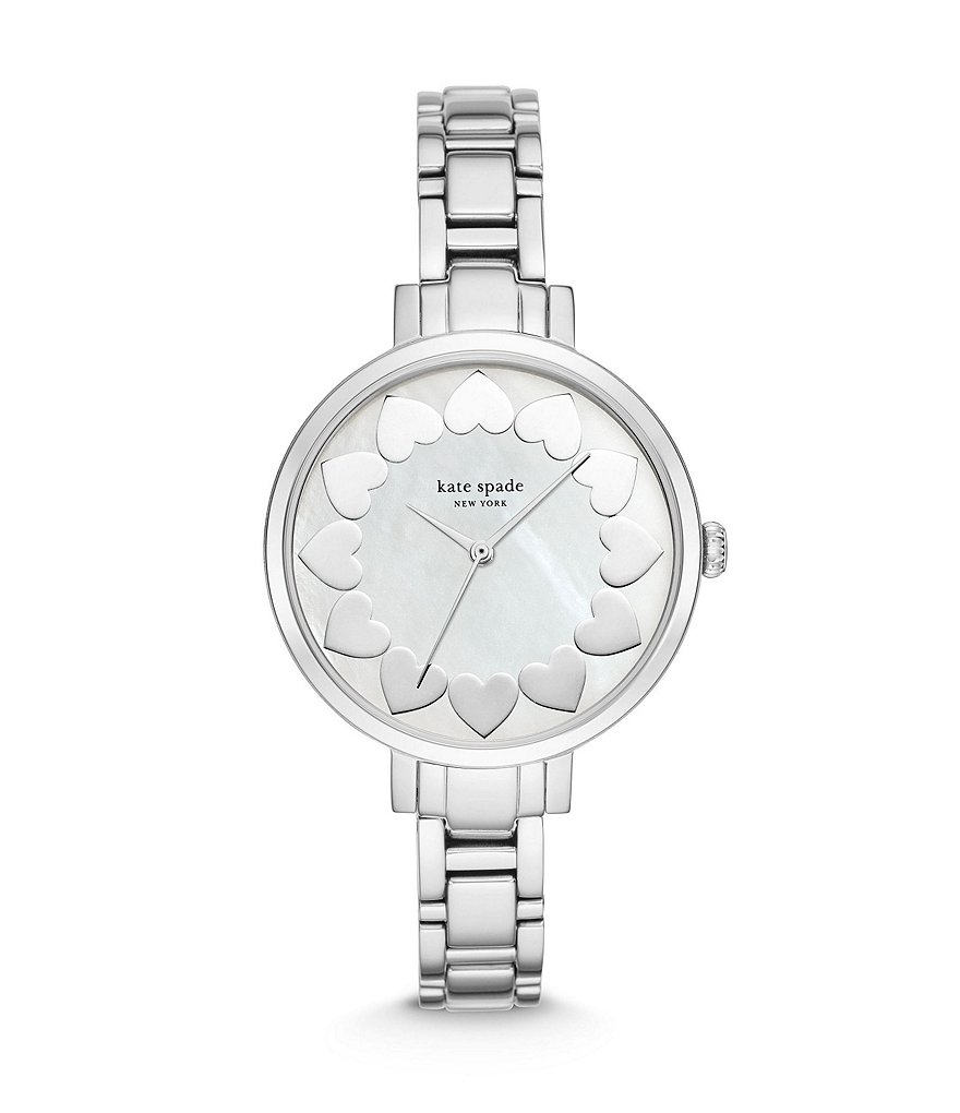 kate spade new york Gramercy Heart Bracelet Watch