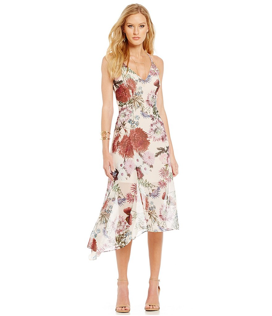 Keepsake One Life Floral Dress