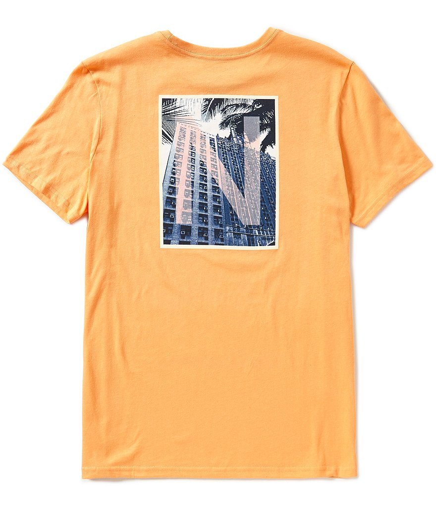 Nautica Building Graphic T-Shirt