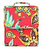Color:Rumba - Image 1 - Vera Bradley Lunch Sack
