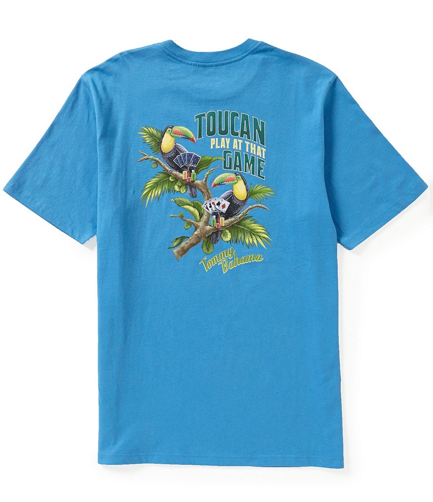 Tommy Bahama Short-Sleeve Toucan Play At That Game Tee