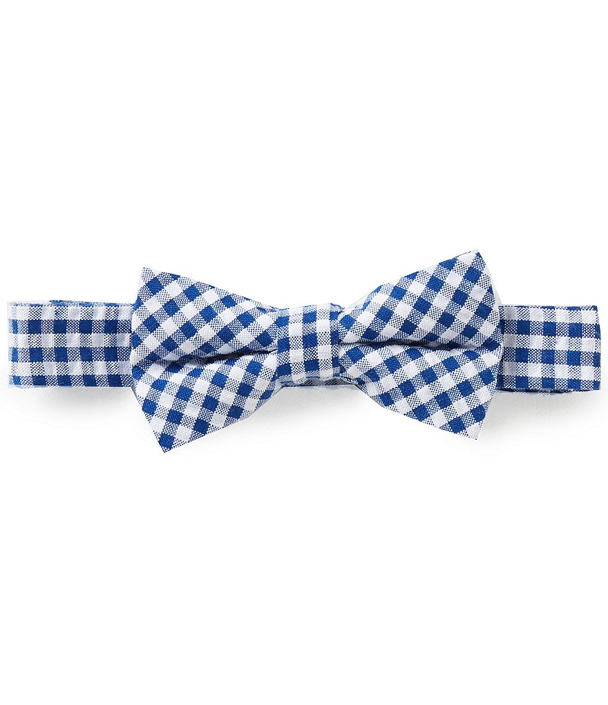 Starting Out Baby Boys Checked Bow Tie