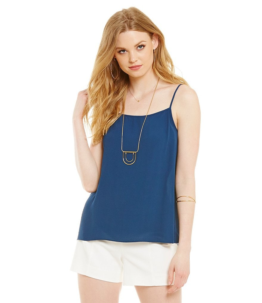 1. STATE Hi-Low Tank Top