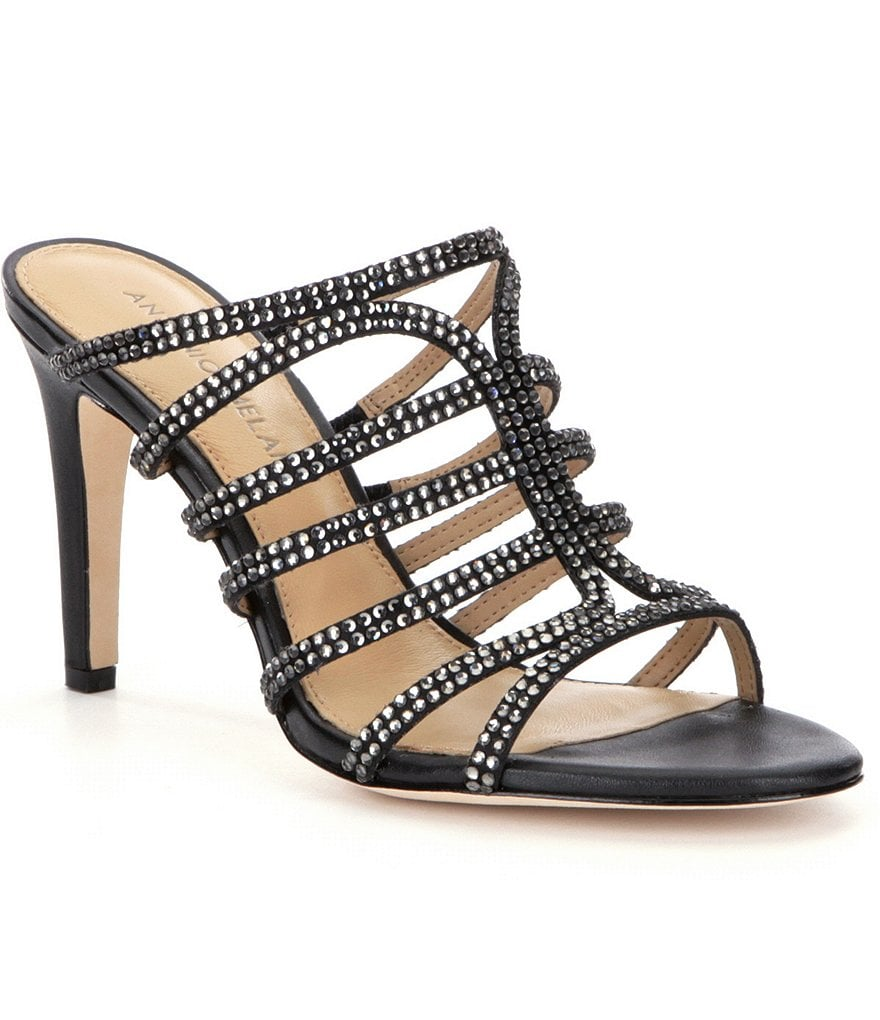 Antonio Melani Tiana Hot Fix Dress Sandals