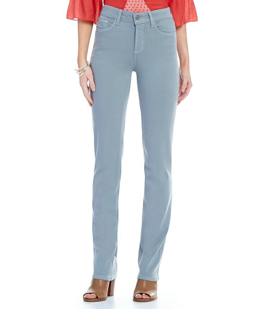 NYDJ Marilyn Straight Leg Luxury Touch Jeans