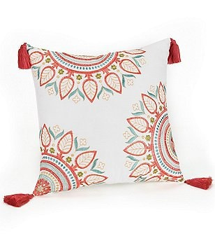 Jessica Simpson Sabine Embroidered Pillow