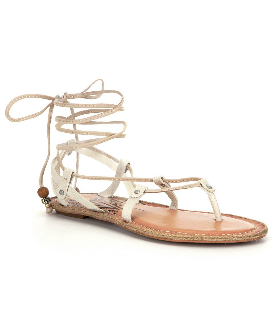 Dolce Vita Karma Women's Lace Up Sandals