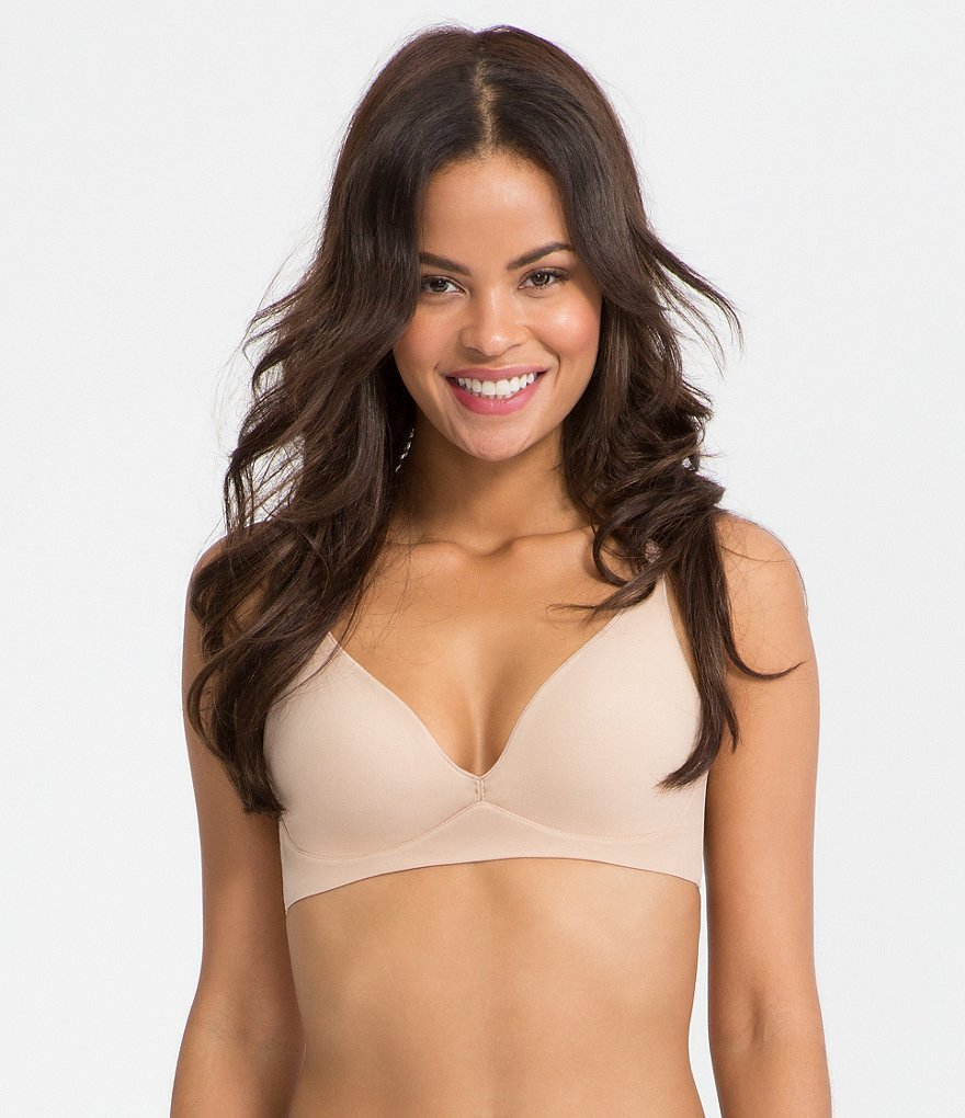 Spanx The Nudist Unlined Wireless Bra