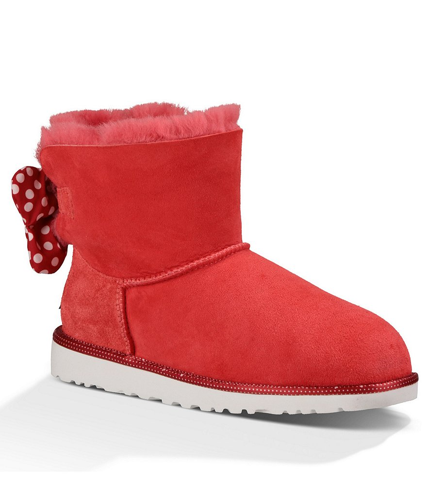 UGG® Sweetie Bow Booties