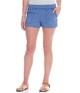 Jolt Stripe Knit Shorts