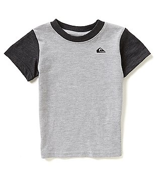 Quiksilver 12-24 Months Prime Short-Sleeve Tee