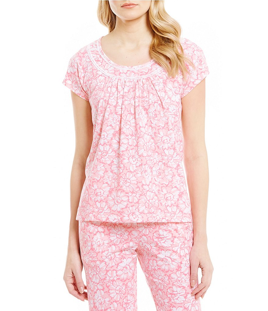 Sleep Sense Floral Sleep Top