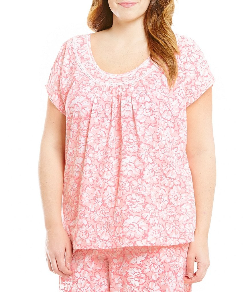 Sleep Sense Plus Floral Sleep Top