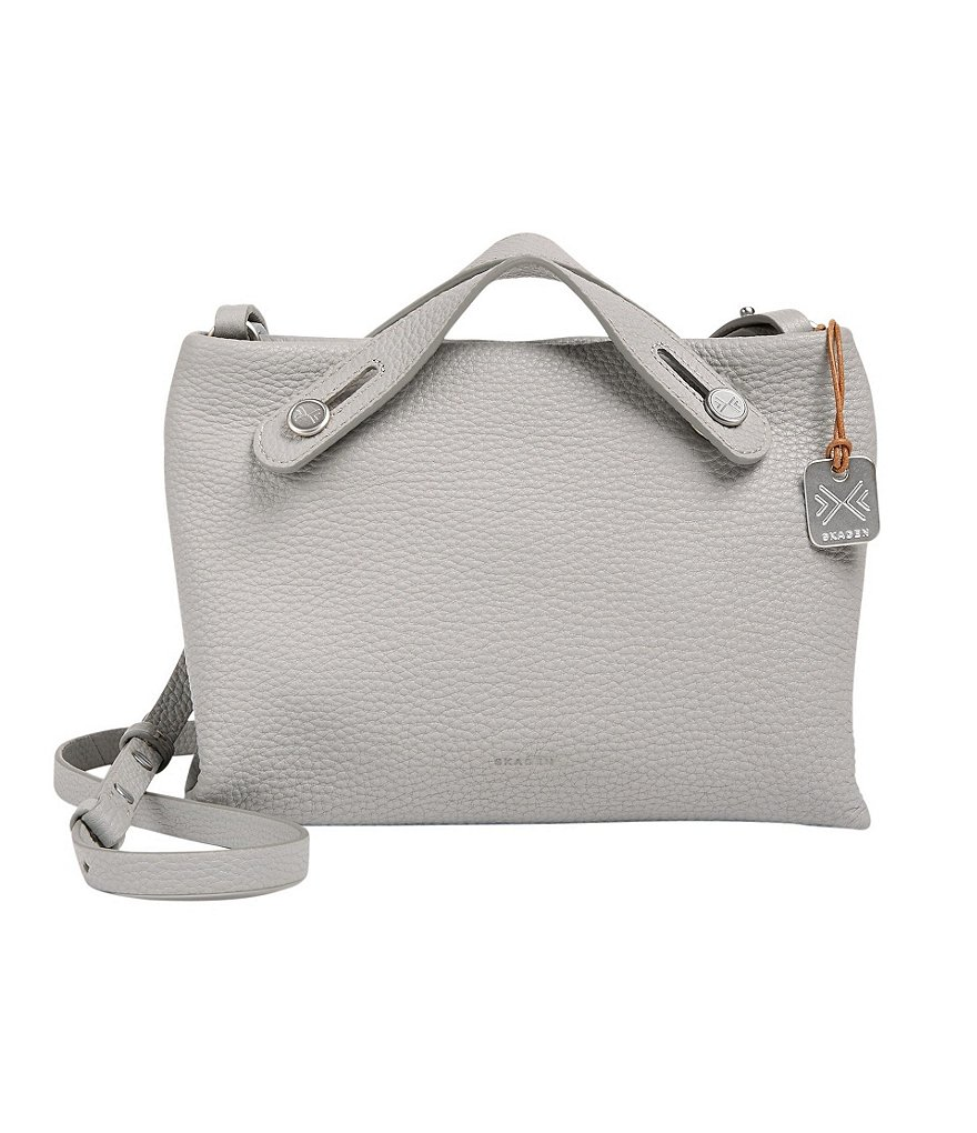 Skagen Mini Mikkeline Leather Cross-Body Bag