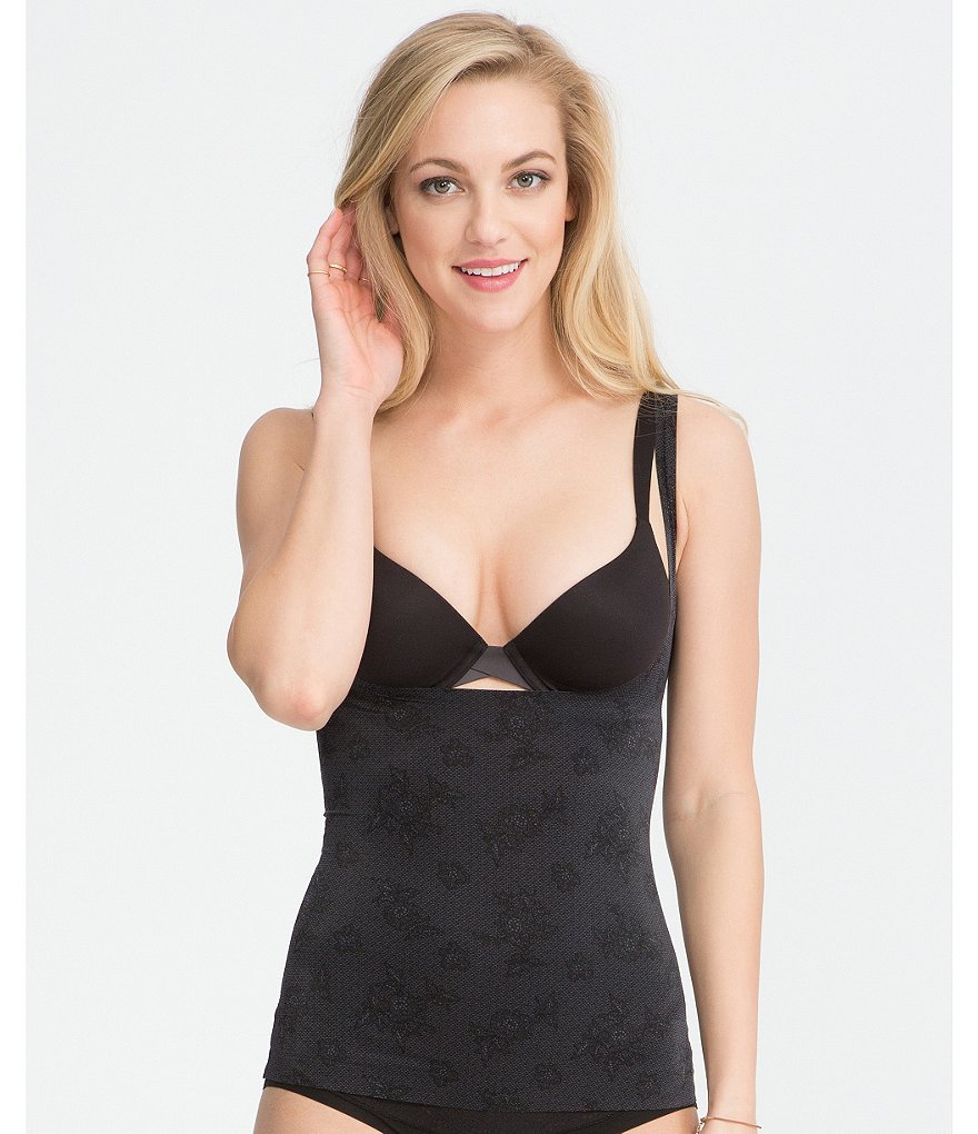 Spanx Pretty Smart Open-Bust Camisole
