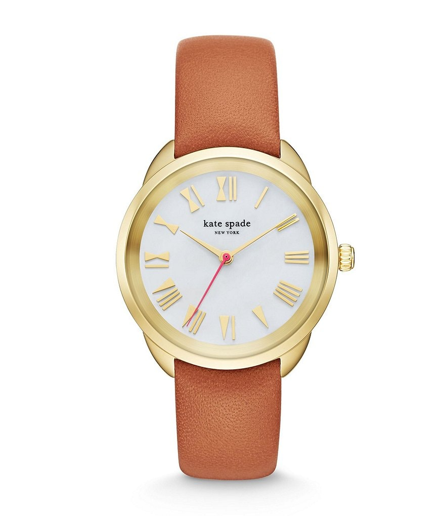 kate spade new york Crosstown Watch