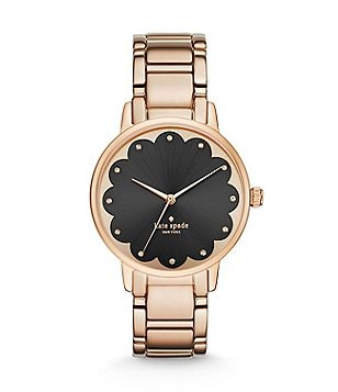 kate spade new york Gramercy Scalloped Watch