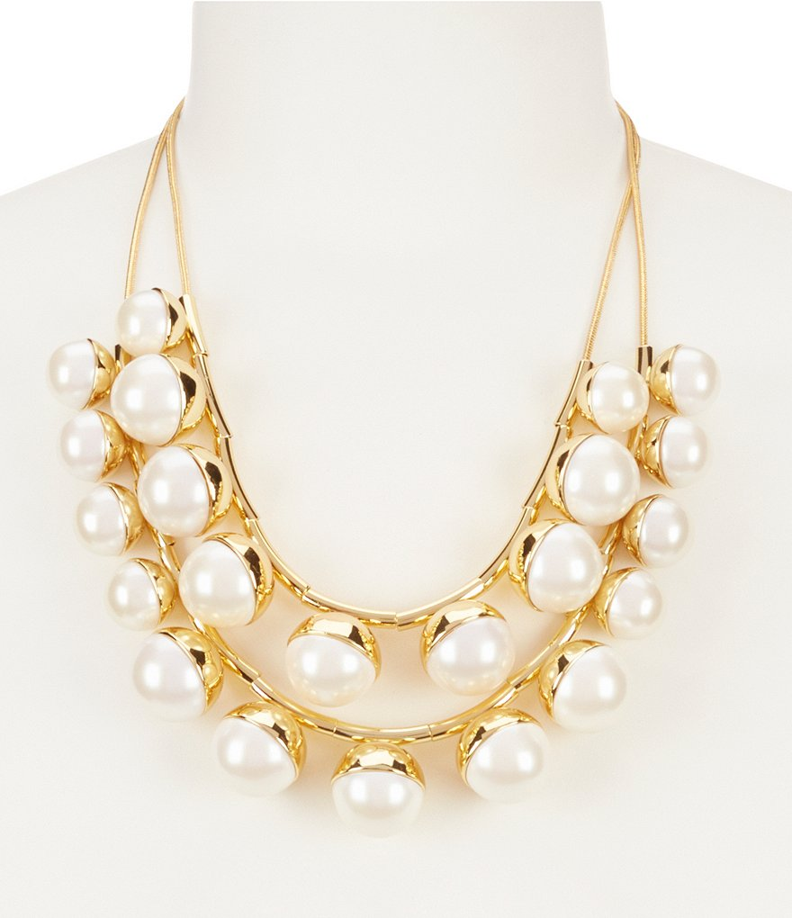 kate spade new york Bits & Baubles Double-Strand Necklace