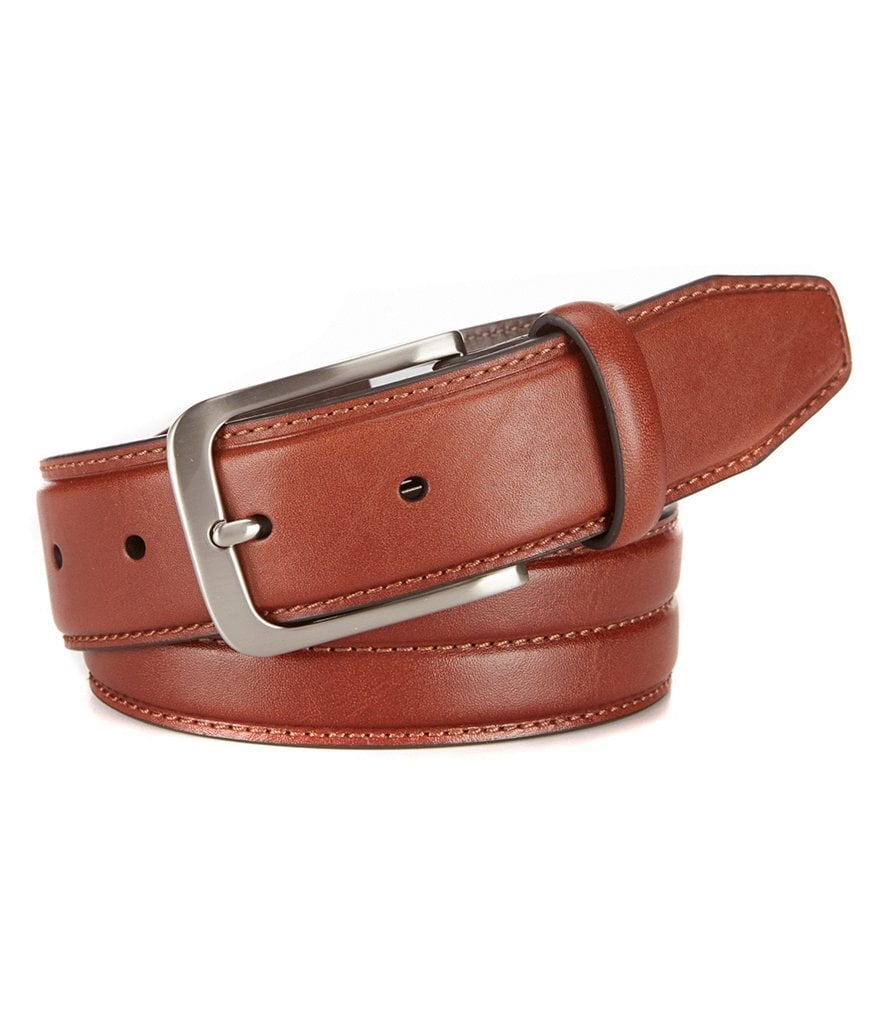 Cremieux Old Country Leather Belt